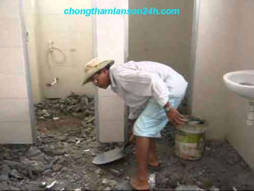 Phuong Phap Chong Tham Nha Ve Sinh